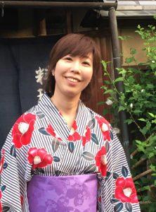 ビフォーはこんな感じ。ダメージで赤みが出ちゃっています。in京都!